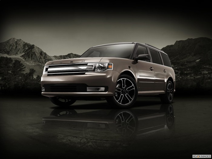2014 Ford Flex in NJ