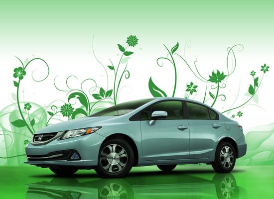 2014 Honda Civic HD