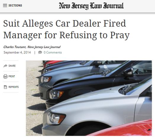 nj car dealerships