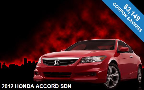 2012 Honda Accord in NJ