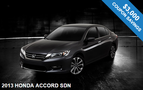 2013 Honda Accord in NJ