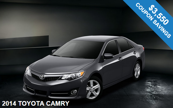 2014 Toyota Camry in NJ