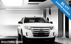 2014 Ford Edge in NJ