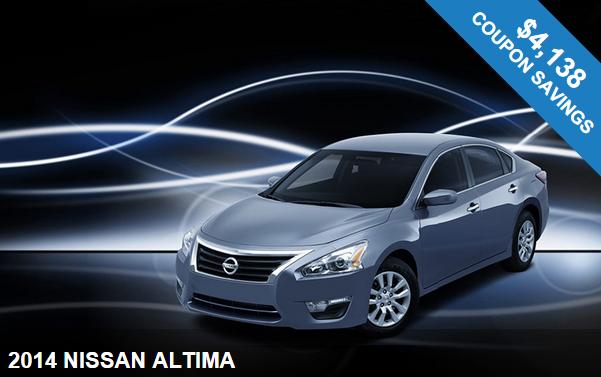 2014 Nissan Altima in NJ