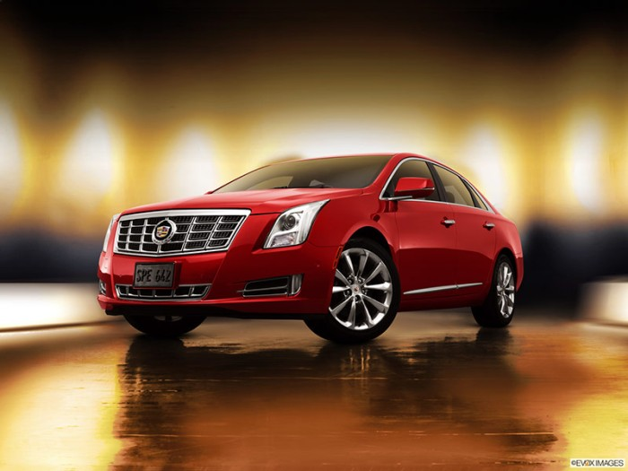 cadillac xts in nj
