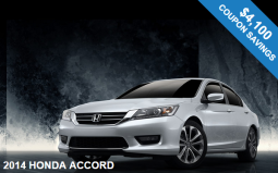 2014 Honda Accord in NJ