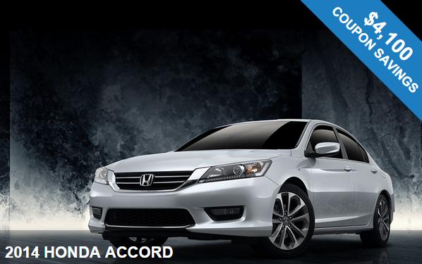 2014 Honda Accord in NJ