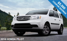 2014 Honda Pilot in NJ