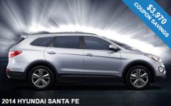 2014 Hyundai Santa Fe in NJ