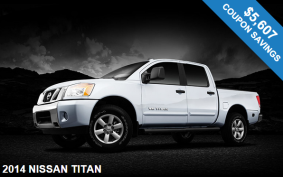 2014 nissan titan in nj