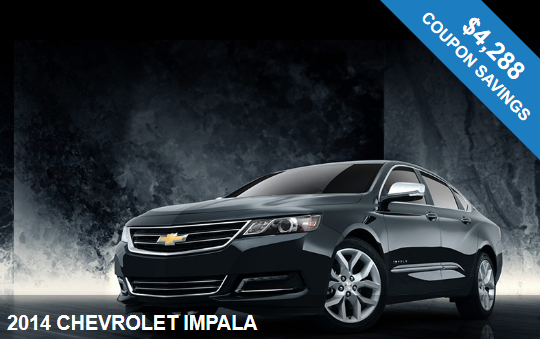 2014 Chevrolet Impala in NJ