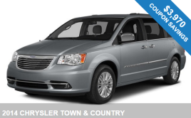 2014 Chrysler Town & Country in NJ