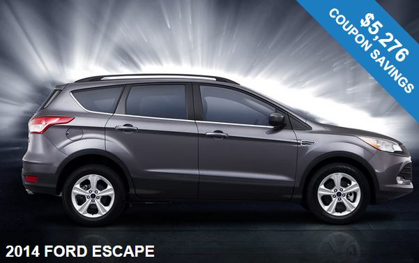 2014 Ford Escape in NJ