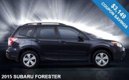 2015 Subaru Forester in NJ